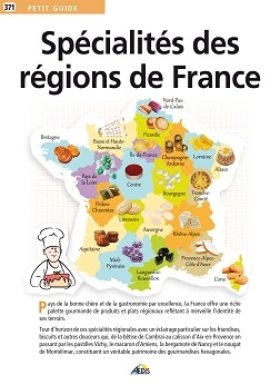 Sp cialit s des r gions de france collection petit guide - Cuisine francaise par region ...