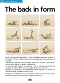 Les Ouvrages | Petit Guide | From the beginning of time man, the animal, has always experienced the need to stretch...